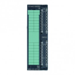 VIPA - System 300S - Moduły cyfrowe - SM 322 – Digital output (322-5FF00)