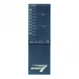 VIPA - CP 341S – Communication processor – SPEED-Bus (341-2CH71)