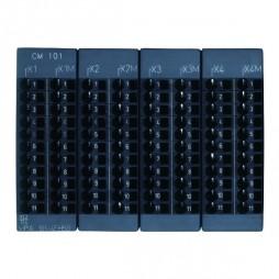 VIPA - System 100V - Moduły zaciskowe - CM 101 – Moduł zaciskowy (101-4FH50)