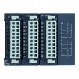 VIPA - System 100V - Moduły cyfrowe - EM 123 – Moduł wejść/wyjść cyfrowych (123-4EJ11)