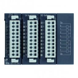 VIPA - System 100V - Moduły cyfrowe - EM 123 – Moduł wejść/wyjść cyfrowych (123-4EJ20)