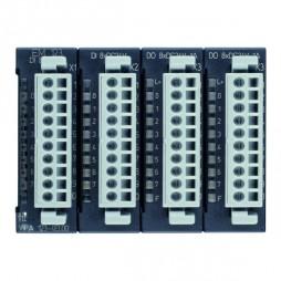 VIPA - System 100V - Moduły cyfrowe - EM 123 – Moduł wejść/wyjść cyfrowych (123-4EL01)