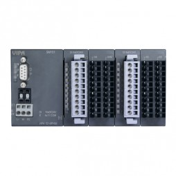 VIPA – System 100V – Moduły komunikacyjne – SM 151 – PROFIBUS-DP slave + moduł cyfrowy (151-6PH00)