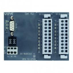 VIPA – System 100V – Moduły komunikacyjne – SM 152 – PROFIBUS-DP slave + moduł cyfrowy (152-4PH00)