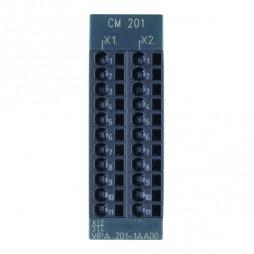VIPA - System 200V - Moduły zaciskowe - CM 201 – Moduł zaciskowy (201-1AA00)