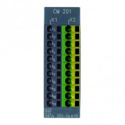 VIPA - System 200V - Moduły zaciskowe - CM 201 – Moduł zaciskowy (201-1AA10)