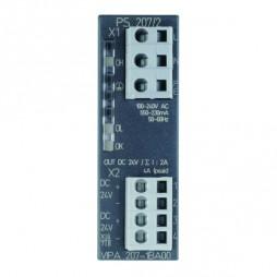 VIPA - System 200V - Zasilacze - PS 207 – Zasilacz (207-1BA00)