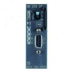 VIPA - System 200V - Procesory komunikacyjne - IM 208DP – PROFIBUS-DP master (208-1DP01)