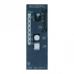 VIPA - System 200V - Procesory komunikacyjne - IM 208DPO – PROFIBUS-DP master (208-1DP11)