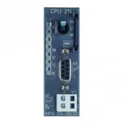 VIPA - System 200V - Jednostki centralne - CPU 214 – PLC CPU (214-1BC02)