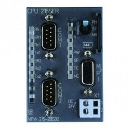 VIPA - System 200V - Jednostki centralne - CPU 215SER – PLC-CPU (215-2BS02)