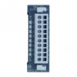 VIPA - System 200V - Moduły cyfrowe - SM 221 – Moduł wejść cyfrowych (221-1BF40)