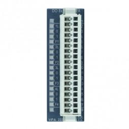 VIPA - System 200V - Moduły cyfrowe - SM 222 – Moduł wyjść cyfrowych (222-1BF20)