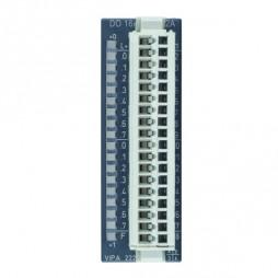 VIPA - System 200V - Moduły cyfrowe - SM 222 – Moduł wyjść cyfrowych (222-1BH20)