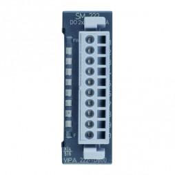 VIPA - System 200V - Moduły cyfrowe - SM 222 – Moduł wyjść cyfrowych (222-1DB00)
