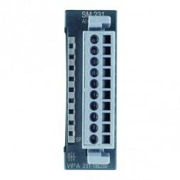 VIPA - System 200V - Moduły analogowe - SM 231 – Moduł wejść analogowych ECO (231-1BD30)