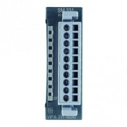 VIPA - System 200V - Moduły analogowe - SM 231 – Moduł wejść analogowych ECO (231-1BD40)