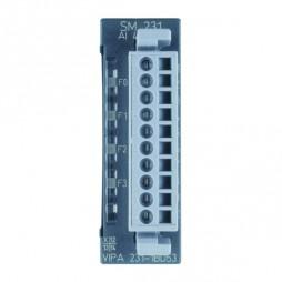 VIPA - System 200V - Moduły analogowe - SM 231 – Moduł wejść analogowych (231-1BD53)