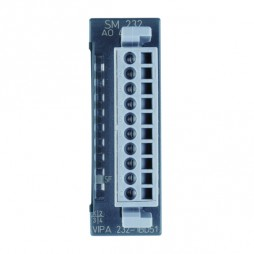 VIPA - System 200V - Moduły analogowe - SM 232 – Moduł wyjść analogowych (232-1BD51)