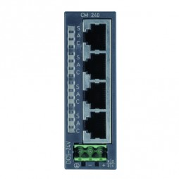 VIPA - System 200V - Procesory komunikacyjne - CM 240 – Mini-Switch (240-1DA10)
