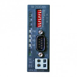 VIPA - System 200V - Moduły komunikacyjne - IM 253CAN – CANopen slave ECO (253-1CA30)