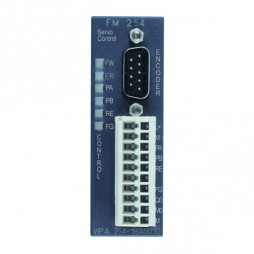 VIPA - System 200V - Moduły funkcyjne - FM 254 – Moduł pozycjonujący (254-1BA00)