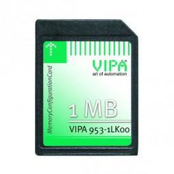 VIPA - System 300S - MCC – Karta rozszerzająca pamięć CPU (953-1LK00)