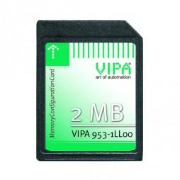 VIPA - System 300S - MCC – Karta rozszerzająca pamięć CPU (953-1LL00)