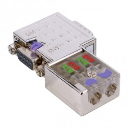 VIPA - EasyConn PB 90° – Wtyczka PROFIBUS (972-0DP01)