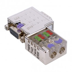 VIPA - EasyConn PB 90° LED – Wtyczka PROFIBUS (972-0DP10)