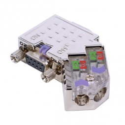 VIPA - EasyConn PB 45° LED – Wtyczka PROFIBUS (972-0DP20)