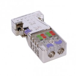VIPA - EasyConn PB 0° LED – Wtyczka PROFIBUS (972-0DP30)