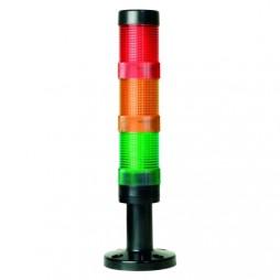 Nowe możliwości kolumn sygnalizacyjnych LED firmy Compro