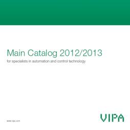 VIPA – Katalog 2012/2013