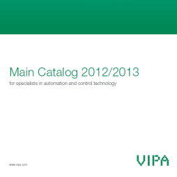 VIPA – Main Catalog 2012/2013