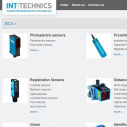sensorstrade.com – Katalog SICK, Turck, IFM